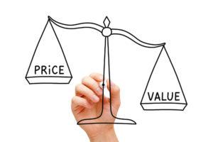 Предложим ту стоимость, которая целесообразна для вашего проекта